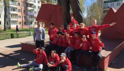"""""""Geležinio Vilko"""" pergalė Baltarusijos čempionate"""