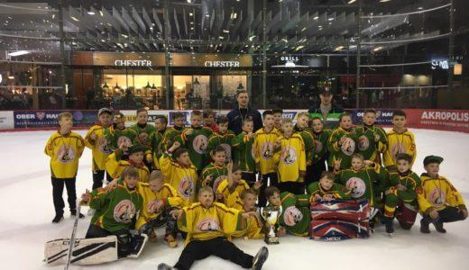 Tarptautinis 2008 g.m. vaikų ledo ritulio turnyras