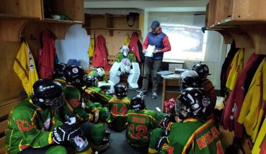 """Akimirkos iš """"Geležinio vilko"""" U-12 varžybų Lidoje, Baltarusijoje"""