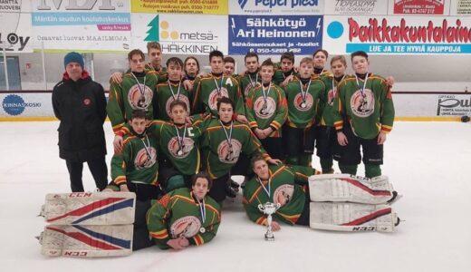 Garbinga II vieta Suomijos turnyre