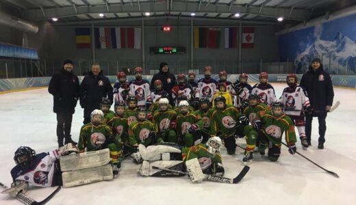 Draugiškose varžybose su rusais dvi U13 pergalės