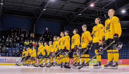 Lietuvos jaunimo rinktinė pergale pradeda pasaulio čempionatą