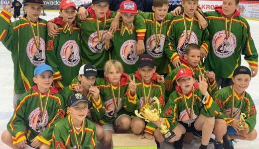 Puikus Geležinio vilko U-13 komandos pasirodymas Klaipėdos turnyre