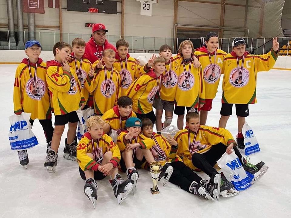 III vieta Daugavpils CUP 2020 turnyre