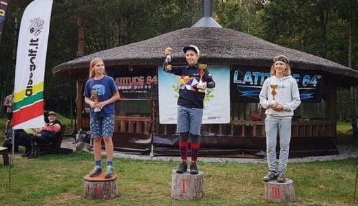 Vėjo Ūselio triumfas Lietuvos diskgolfo varžybose